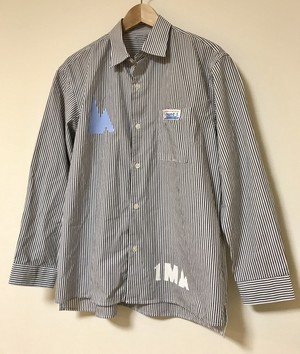1mh-01 『one more hunt』 shirt /used