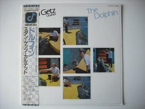 【LP】STAN GETZ / THE DOLPHIN