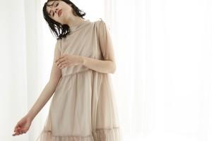 Shiny Tired Dress