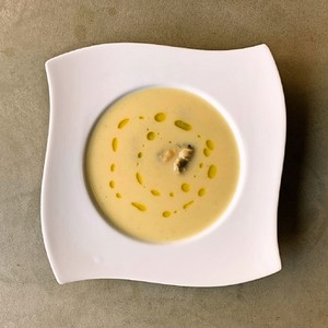 アサリとジャガイモのポタージュ (フレンチ惣菜 スープ ポタージュ)【冷凍便】