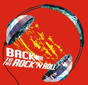 1st mini album「BACK TO THE ROCK'N ROLL」