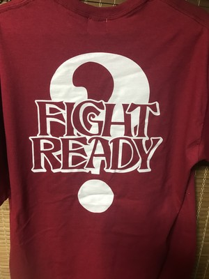 SHAKUTEN FIGHTREADY  TSHIRTS R×W