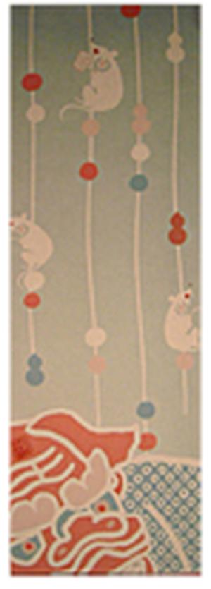 ミヤケマイ「モチバナ」(2008)