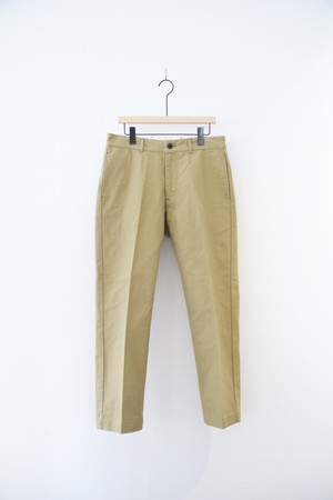 【ORDINARY FITS】OF-P029 YARD TROUSERS