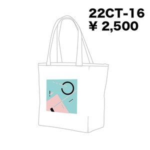 22CT-1 Image Tote Bag