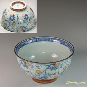英祥窯飯茶碗W6512