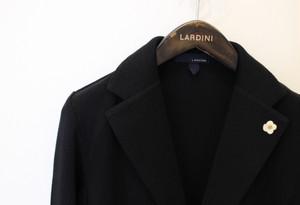 LARDINI Milano-rib Knit Jacket