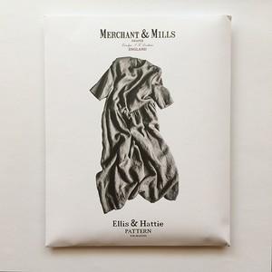 <MERCHANT&MILLS> THE PATTERNS / THE ELLIS&HATTIE - DRESS
