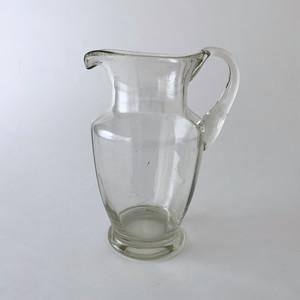 Vintage Clear jug |ヴィンテージのジャグ 2