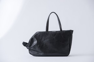 nejiri boston leather bag-L