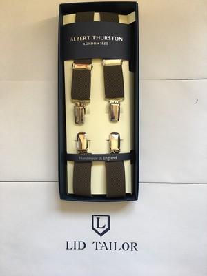 Albert Thurston  braces Made In England