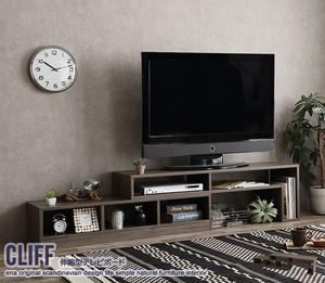 【送料無料】Cliff 伸縮型テレビボード