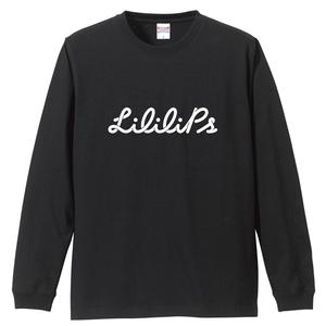 [受注生産] ロングTシャツ ブラック