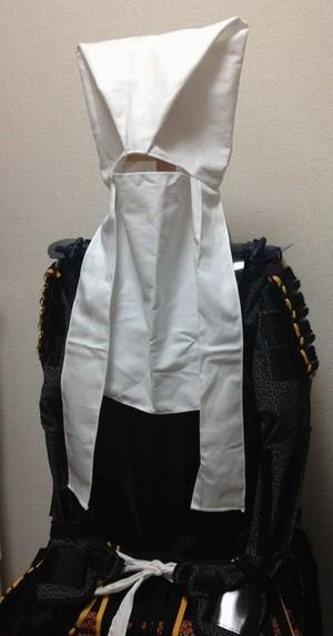 大谷刑部頭巾(イカ型)