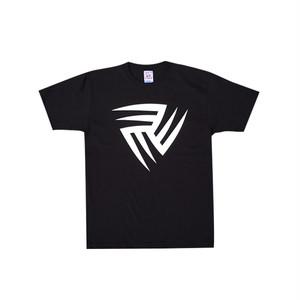 ロゴTシャツ 《ブラック》