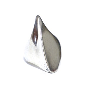 Vintage Sterling Silver Mexican Contemporary Modern Ring