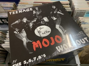 The 5.6.7.8's / TEENAGE MOJO WORKOUT[LP/New]