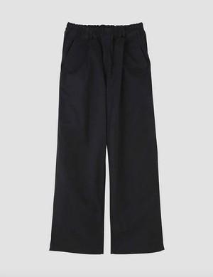 CHINO PANTS BLACK / Luxlft