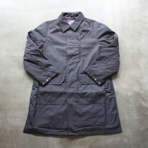 THE NORTH FACE PURPLE LABEL 65/35 Insulated Soutien Collar Coat CHACOAL