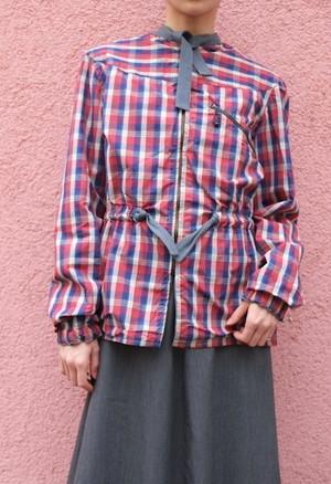 vintage/aki moyou reversible jacket.