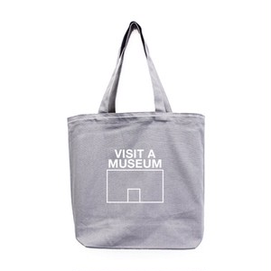"""VISIT A MUSEUM"" トートバッグ"