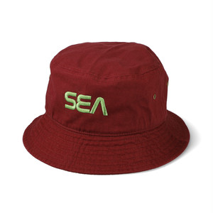 SEA(SPC) BUCKET HAT (WDS-20A-GD-04) WIND AND SEA