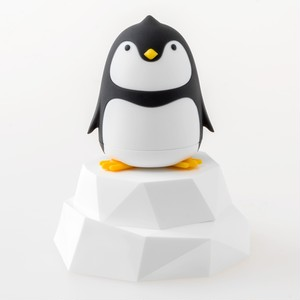 インテリアになるペンギンさんのドライバーセット(ブラック) (A00008)