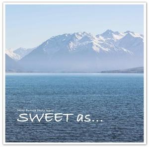 1st写真集『SWEET as...』