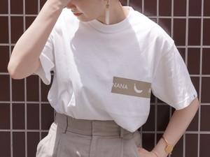 パッキングテープ Tシャツ/グレージュ