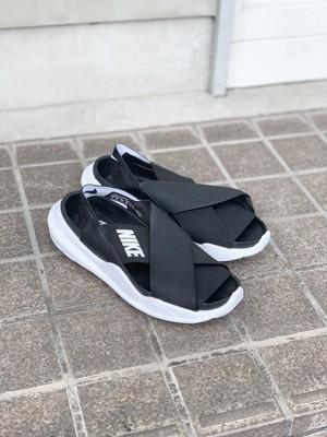 NIKE/PRAKTISKサンダル  black