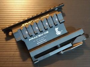 実物 SRVV PRAKSM-03 AKサイドマウント