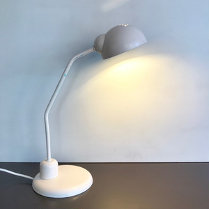 80's Post Modern Style Painted Desk Lamp オランダ