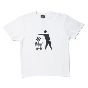 AVAILABLE NOWHERE KEEP BRITAIN TIDY T-Sh(WHITE)