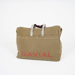 BIG SHOULDER BAG (KHAKI) / GAVIAL