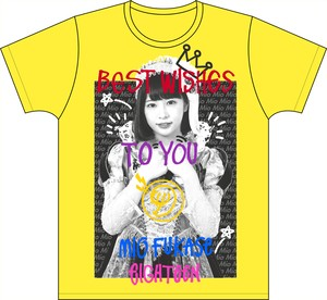 深瀬美桜生誕Tシャツ
