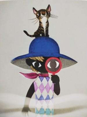 【ファンクラブ会員限定価格】「ぼくの目は猫の目」ポストカード