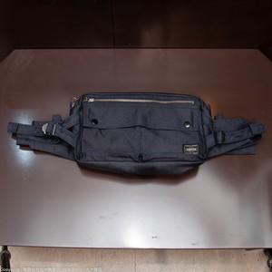 ポーター:WAIST BAG/PORTER SMOKY(ネイビー)/592-07507