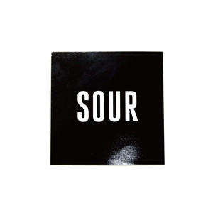 SOUR ARMY LARGE BLACK