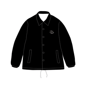 ALL NAGANO COACH JACKET( BLACK)