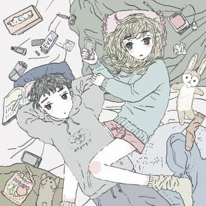 【7inch】 宇宙ネコ子とラブリーサマーちゃん