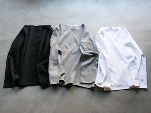 Glacon / ワイドシルエット バスクシャツ