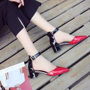【sandal】2018 new sexy Korean casual  fashion Mule