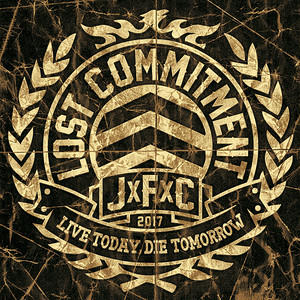 LOST COMMITMENT . JxFxC■split CD