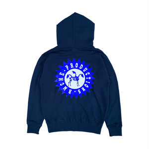 RWCHE MOTHER HOODIE -Navy-