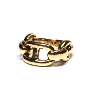 Hermès Vintage 18k Gold Ring