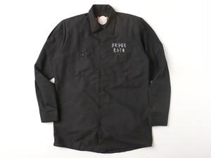 Scapegoat shirt BLACK/WHITE