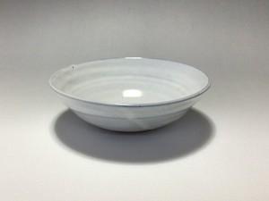 鉢 白萩釉