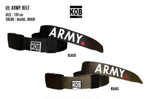 (R) ARMY BELT