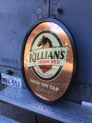 PUB MIRROR 「KILLIAN'S」