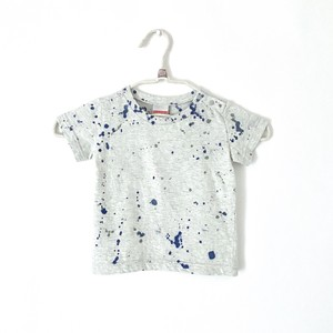 手染めキッズTシャツ / Splash / Kids 90cm